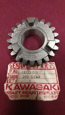 1970-75 KAWASAKI F5 F8 F9 F81M BIG HORN NOS 13133-019 OUTPUT SHAFT 3rd GEAR  24T