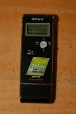 New listing Sony Icd-Ux60 512Mb 144Hrs Mp3 Stereo Red Ic Recorder Usb Direct (Chinese)