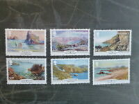2015 GUERNSEY ARTISTS OF GUERNSEY SET 6 MINT STAMPS MNH