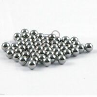 "British made 1//4/"" inch Steel Ball Bearings for Wheels /& Bottom Bracket 72Pcs"
