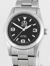 OLLECH & WAJS O&W Katargo Precision Classic Explorer 200m Mens Wrist Watch
