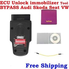 New Bypass Device BYPASS ECU Unlock Immobilizer Tool for Audi/Skoda/Seat/VW