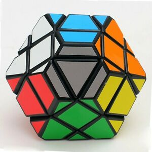 UFO Magic Cube Brain Teaser Mind Game Rubic Gift Kids Adults Rubix Puzzle Toys