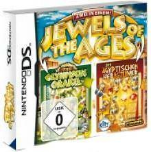 Nintendo DS 3ds Jewels of the Ages 2 juegos 1 precio guterzust.