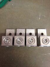 CMC LA-630 MECHANICAL LUG 600MCM-4 SCREW (2) 250-1/0 Cu/al Lot Of 4
