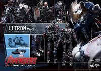 DHL Express Hot Toys 1/6 Avengers MMS292 Ultron MK1 Mark I Action Figure