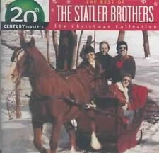 Christmas Collection 20th Century Masters Statler Brothers CD