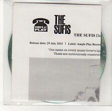 (EN434) The Sufis, No Expression / Alone - 2013 DJ CD