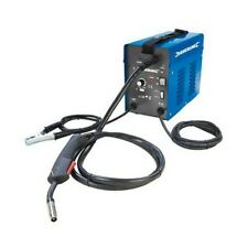 Silverline 120A Gasless Turbo Mig Welder 60 - 120A No Gas 427677