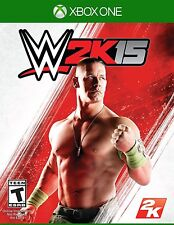 WWE 2K15 -Microsoft Xbox One New Game
