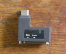 Apple Macintosh PowerBook SCSI Dock Adapter Switched vintage #b