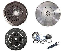 QSC Clutch Kit Flywheel w/ Sachs Throw Out Bearing for Porsche 911 72-77 225mm