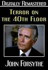 Terror on the 40th Floor - Digitally Remastered  DVD NEW
