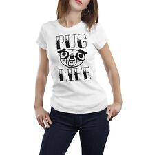 Pug T-Shirt  Pug life
