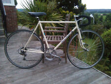 Claud Butler New Allrounder bi-laminate 1950 5-speed racing bike.