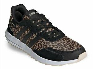 NEW Wmn's (SELECT SZ) ADIDAS Retrorun FZ2218 Leopard 🐆 Print Running Shoes.