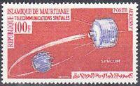 v5605 Mauretanien/ Raumfahrt  MiNr 230 **