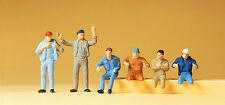 Preiser 14009 échelle H0 Figurines, chauffeur de camion # in #