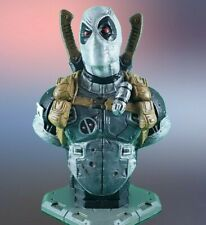 3D Printed Deadpool Bust Painted X-Force variant