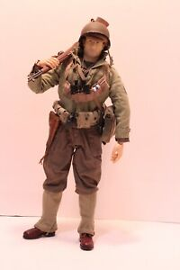 DRAGON DID SOLDIER STORY 1:6 SCALE WWII US ARMY ETO 8th INFANTRY DIVISION NCO