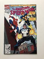 The Amazing Spider-Man #357 (Jan 1992, Marvel) Vintage The Punisher High Grade