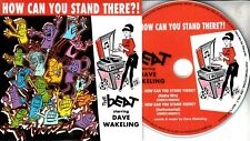 THE BEAT How Can You Stand There?! 2018 UK 2-trk promo test CD Dave Wakeling
