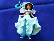 Disney * PRINCESS JASMINE * Glitter Gown - New Holiday Ornament