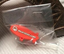 MONSTER.COM VTG BLIMP PIN! ORIGINAL BACKING!