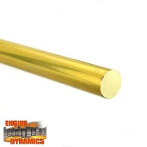 Ventilführungsmaterial Stange 17mm x 500mm