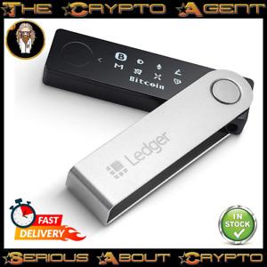 🔒 Ledger Nano X 🔒 Bitcoin & Crypto Hardware Wallet 🔒 Authorized Reseller!!