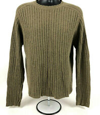 Abercrombie & Fitch Men's Wool Blend Pullover Sweater Size L