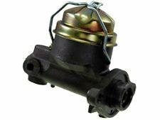 For 1963-1965 GMC 1000 Series Brake Master Cylinder DIY Solutions 91549HR 1964