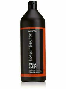 Matrix Total Results Mega Sleek Shea Butter Conditioner 33.8oz / 1 Liter