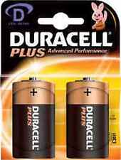 DURACELL PLUS BLISTER 2  TORCIA - MN1300GB2