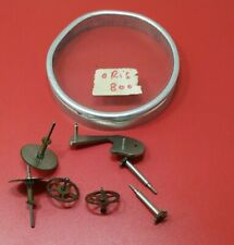 Lot Oris cal. 800 alarm clock watch movement part