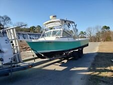 1999 Steiger Craft 25 Chesapeake block island