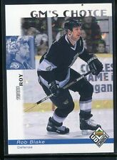 1998-99 UD Choice Prime Choice Reserve 227 Rob Blake 23/100