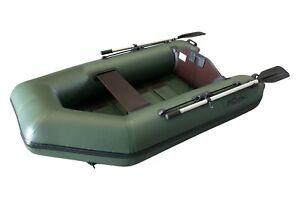 FISH 210 grün Schlauchboot Angelboot Spitzenqualität 100% gebaut in Europa