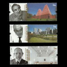Portugal 2014 - Major Awards of Portuguese Architecture - Sc 3586/88 MNH