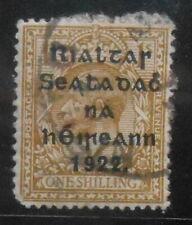 Ireland - 1s 1922 - sg51