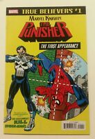 Reprint The Punisher 1st Appearance NM amazing spider-man 129 RP true believers