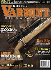 Rifle's Magazine Varmint   Fall  2019