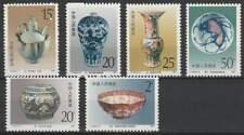 China postfris 1991 MNH 2395-2400 - Porcelein uit Jingdezhen