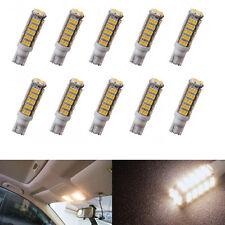 10X T10 Warm White Car 68-smd Backup Reverse LED Light Bulb 921 912 906 168 W5W