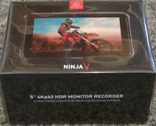 Atomos Ninja V ** novità ** immediatamente dal magazzino dal rivenditore 4k 60p REGISTRATORE HDR