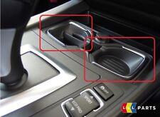 BMW NUOVO ORIGINALE F20 F21 F22 F23 Storage Vassoio Cup Holder RHD coppia destra + sinistra