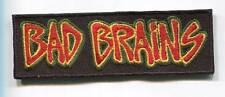 BAD BRAINS LOGO PATCH (MBP 211)