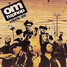 Om Hip Hop 1; 2007 CD, ADVANCE, Zion I, Strange Fruit, Colossus, Zeph, PROMO Om