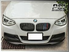 BMW 12-14 F20 116i 118i 125i w/ M SPORT P STYLE CARBON FIBER FRONT LIP