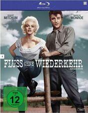 FLUSS OHNE WIEDERKEHR (Robert Mitchum, Marilyn Monroe) Blu-ray Disc NEU+OVP